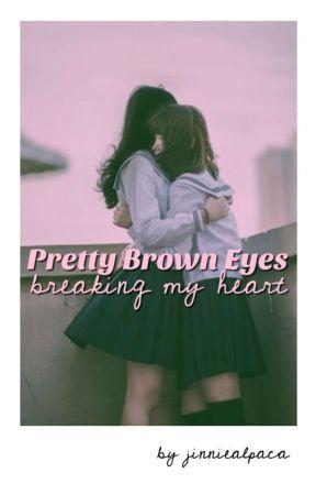 Pretty Brown Eyes {FEM! TaeJin/JinTae} by jinniealpaca