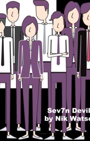 Sev7n Devils. by delicious_dino