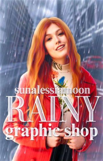 𝒓𝒂𝒊𝒏𝒚 - graphic shop