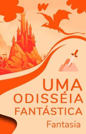 Uma Odisséia Fantástica by FantasiaLP