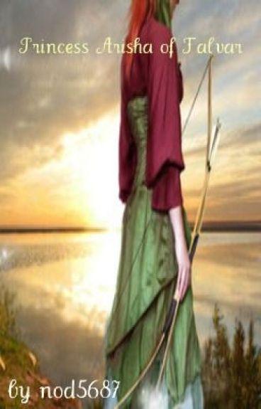 Princess Arisha of Falvar