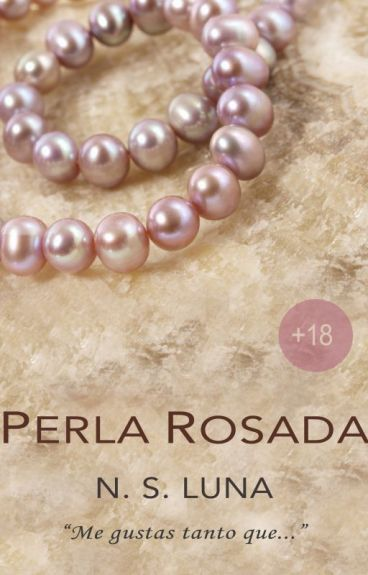 PERLA ROSADA - (a la venta en Amazon)
