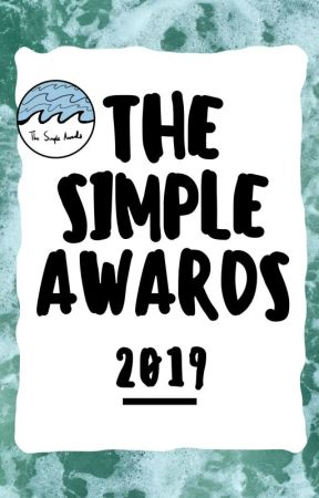 The Simple Awards 2019 |open| by mandapanda96