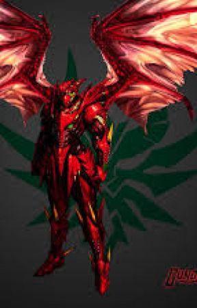 Son of the dragon gods by Darkhorror112
