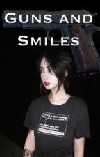 Guns and Smiles | Stray Kids Gang AU by IShipTooManyShips11
