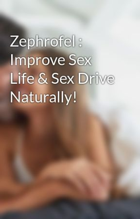How to get a stronger sex drive