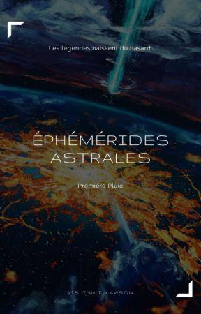 Le Raid de Mars • [Éphémérides Astrales Tome 1] by AislinnTLawson