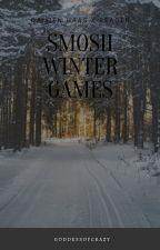 Smosh Winter Games (Damien Haas x Reader) by GoddessOfCrazy
