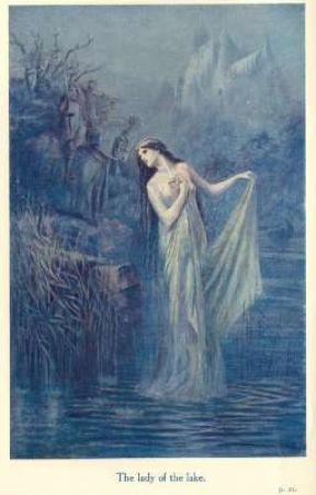 Lady in White Dress by akkauntgewgler