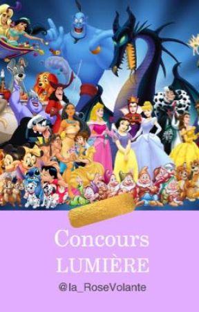 Concours LUMIÈRE  by la_RoseVolante