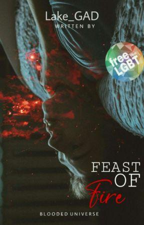 Feast of Fire (MPREG)  by Lake_GAD