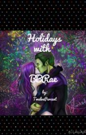 Holidays with BBRae by TwelvePercent