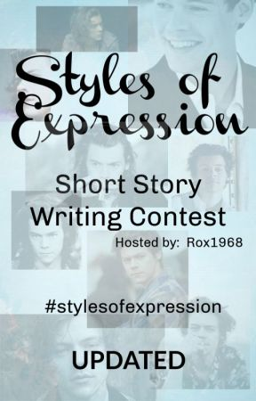 Styles of Expression - HS Writing Contest - CLOSED by Rox1968