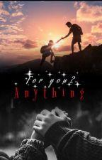 For You? Anything. (villain Kiribaku Au) by PassTheWeeb