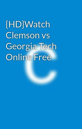 watch georgia vs georgia tech online free