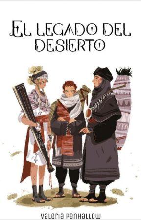 El legado del desierto [One-shot] by Valeria_Penhallow