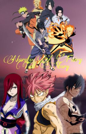 Naruto: A Fairy Tail Story  by KiritoBinns