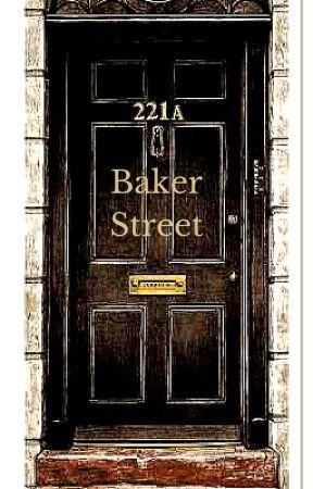 221A Baker Street by noelicoan