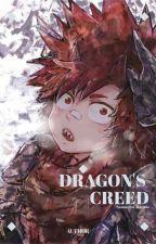 The Dragon Creed 🍂Kirishima X Reader🍂 by Sanmiittai_Katudo
