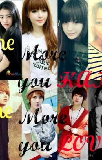 The more Ü HATE, The more Ü LOVE ♥