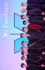 X1 Fanchants  by -kingnamjoon
