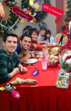 Christmas Feels Better With U(BTR Christmas Story) Chapter 1 by RusherlovesLoganH