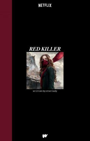 RED KILLER ⋆✰༄ 𝒃𝒖𝒄𝒌𝒚 𝒃𝒂𝒓𝒏𝒆𝒔  by stwrlady