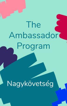 A Wattpad nagykövetprogramja by AmbassadorsHU