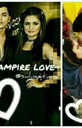 VAMPIRE LOVE  by sidneetianx