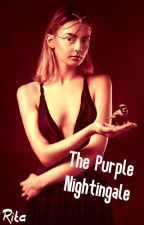 The Purple Nightingale by ThiswayoutScience