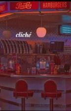 cliché ; f. wolfhard by -recordss