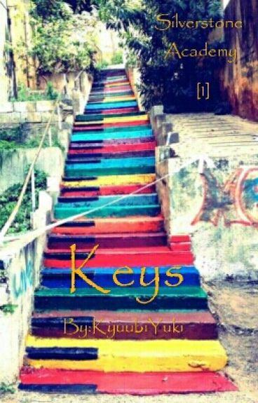 Keys (manxboy) by KyuubiYuki