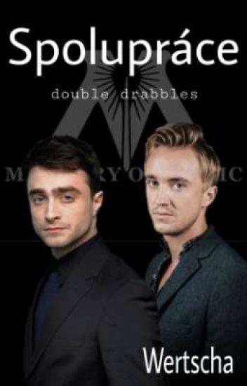 Spolupráce (Drarry double drabbles)