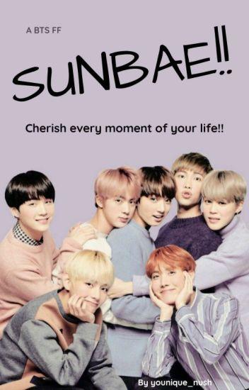 Sunbae!! [BTS FF]