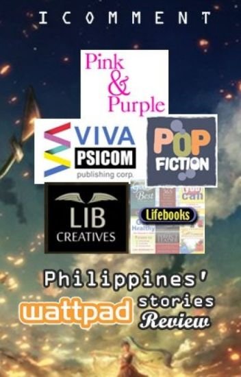 Philippines' Wattpad Stories Publishers Review - icomment - Wattpad