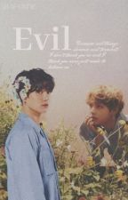 Evil   Taekook by Uh-Of-Course