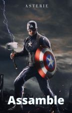 ASSEMBLE || Avengers by Asterie_