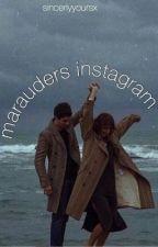 •Marauders Instagram• by sincerlyyoursx