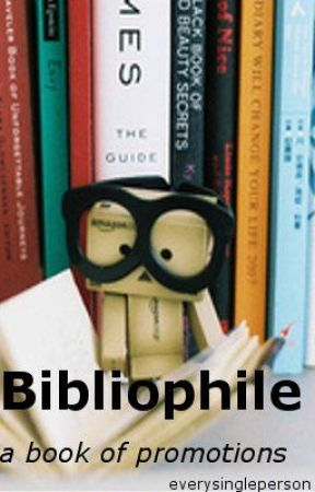 Bibliophile by everysingleperson