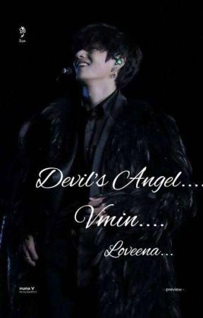 Devil's Angel... || {Vmin.}                     by _Loveena_