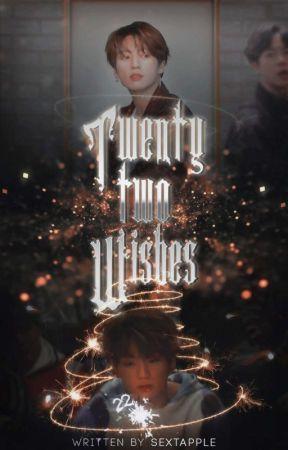 twenty-two wishes · bts (kookjin/jinkook) by sextapple