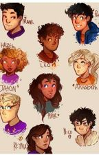 Mortals meet Demigods  (And Some One Shots) by IdioticBookworm