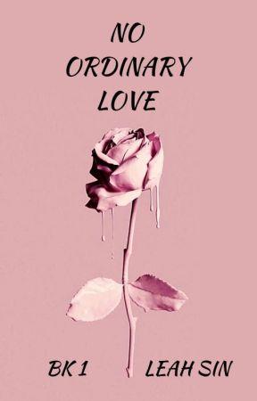 No ordinary love by leahsin13