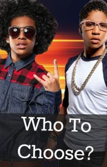 Who to Choose? [A Mindless Behavior Story]