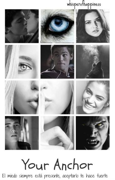 Your anchor.- Liam Dunbar. [Teen Wolf ]