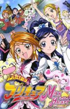 Futari wa Precure Max Heart Ask or Dare by ChiseNijino