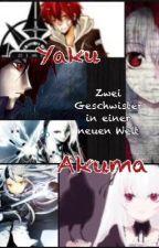 zwei Geschwister in einer neuen Welt naruto ff(pausiert) by Yuki-alexy1
