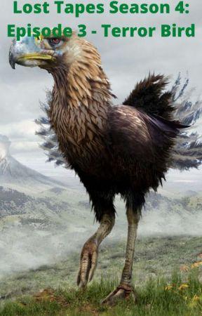 Lost Tapes: Terror Bird by Elemental_Avenger