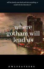 Life in Gotham by owlfeatxers