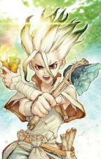 The Vice President of the Science Club (Senku Ishigami x Reader) Dr. Stone  by dragonqueen044